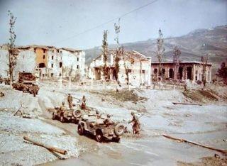 periferia di Vergato 1945