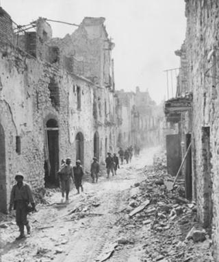 Castelforte provincia frosinone 19 maggio 1944