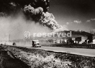 Eruzione del Vesuvio – 1944_napoli guerra