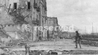 NAPOLI 1943 TTRUPPE AMERICANE