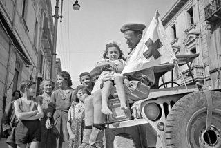 New Zealand Expeditionary Force Sora Lazio Frosinone Italy 3 June 1944