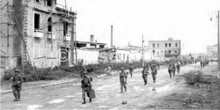 TRUPPE AMERICANE A NAPOLI 1943
