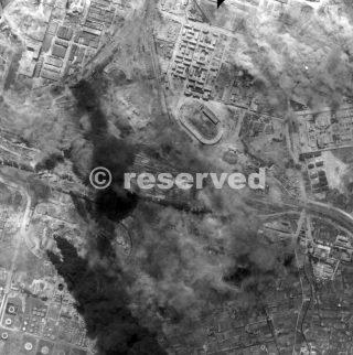 Target At Naples Italy On 17 May 1943 Smoke Billow_napoli guerra