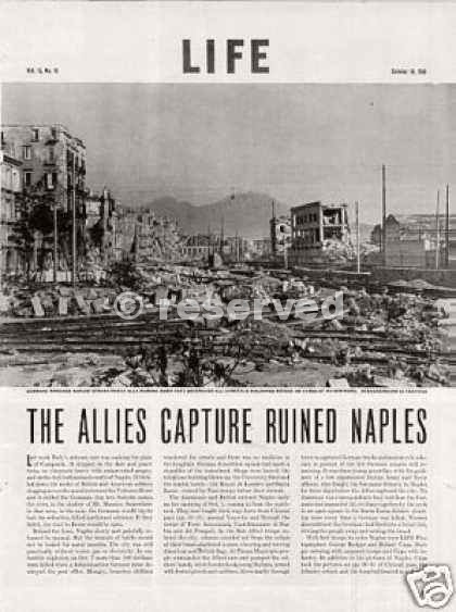 The Allies Capture Ruined Naples Article 1943_napoli guerra