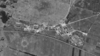 aeroporto armato di III classe di Aquino Frosinone 1943