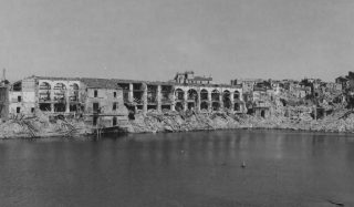 civitavecchia bombs damage