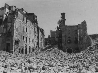 civitavecchia distruzione bombardamento The Results Of Attacks By The 12Th And 15Th Air Forces