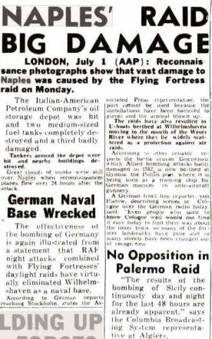 napoli 2 luglio 1943_napoli guerra