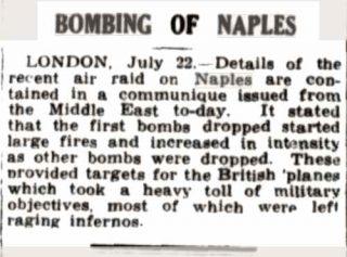 napoli 23 luglio 1941_napoli guerra