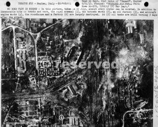 napoli city bombing_napoli guerra