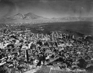 napoli panoramica 1943_ww2 naples
