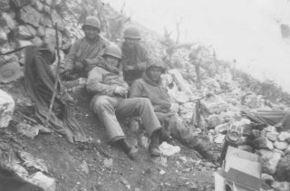 34th Infantry Division at Cassino
