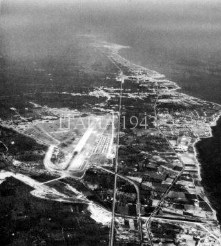 BARI AIRPORT Adriatico appena a nord del tacco d Italia è stato catturato dagli inglesi il 22-23 settembre 1943