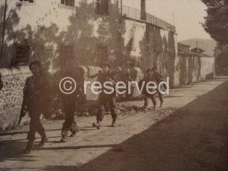 Ingresso soldati a Soci comune di Bibbiena