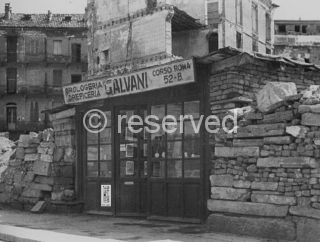 milano Corso di Porta Romana 1943