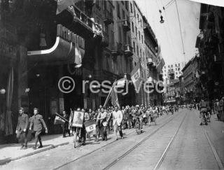 milano Qualche giorno prima della distruzione 26 luglio 1943