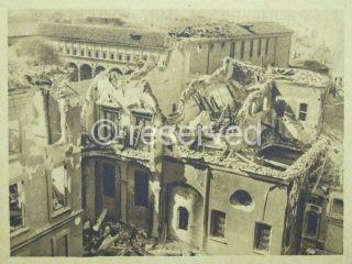 milano Universita Cattolica bombardata 1943