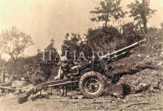 6th South African Armored Division,Castiglione dei Pepoli area Italy 1944