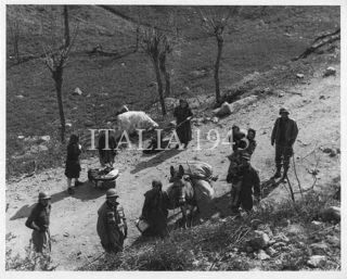 Castel D'Aiano Area Italy 1945