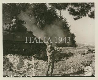 Fifth Army Mt Belvedere Italy 22 February 1945 SC 202909 Credit NARA