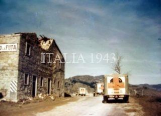 Linea Gotica. Il passo della Futa 1944-45