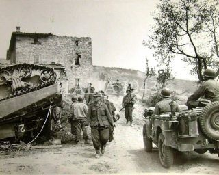 Monterumici - Monzuno Area 1945