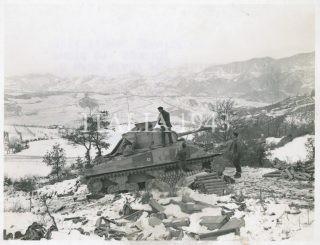 Near Monzuno Italy 28 December 1944
