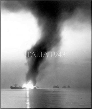 Paestum salerno bombing attack 11 settembre_world war italy