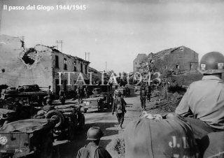 Passo del Giogo 1944-1945
