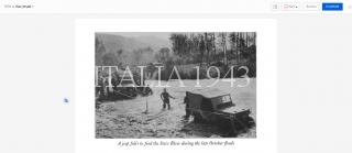 SIEVE RIVER 1943