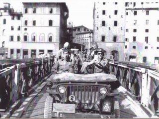 General Mark WClark Firenze 1944