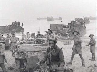 Reggio di Calabria on the morning of September 3rd 1943