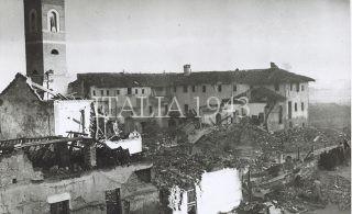torino chiesa parrocchiale di Madonna di Campagna 8 DICEMBRE 1942