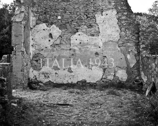 mura cimitero di casaglia